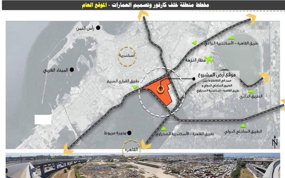 مشروع الاسكندرية الجديدة
